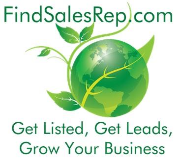 FindSalesRep.com Logo