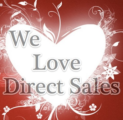 we love direct sales