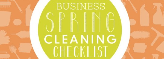 spring cleaning business